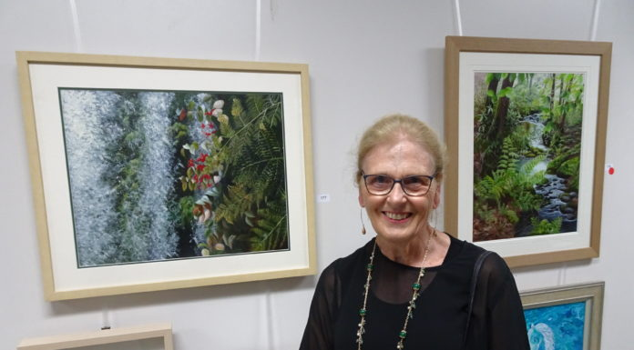 retiree Bundaberg Art Prize