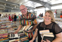 Lifeline's Bundaberg Bookfest