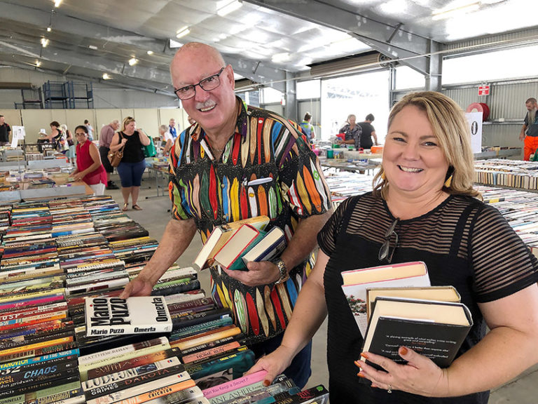 Lifeline's Bookfest Bundaberg