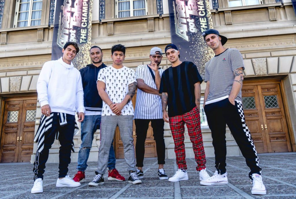 Justice Crew will be performing in Bundaberg this Wednesday at Riverfeast.