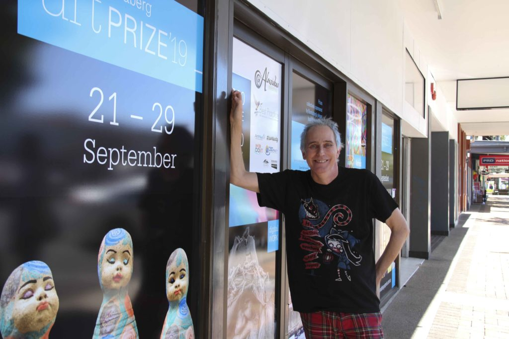 Bundaberg Art Prize entries