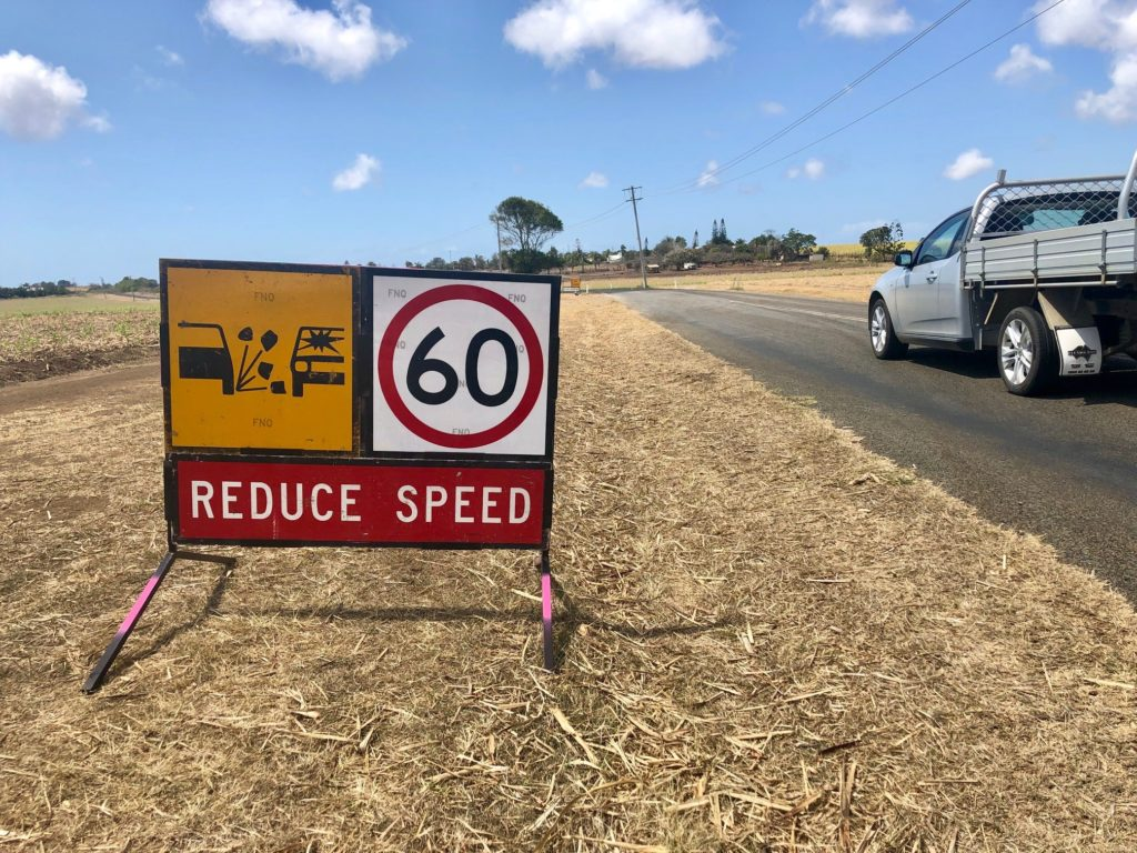 Bundaberg Regional Council's road reconstruction and rehabilitation program is underway in the region.