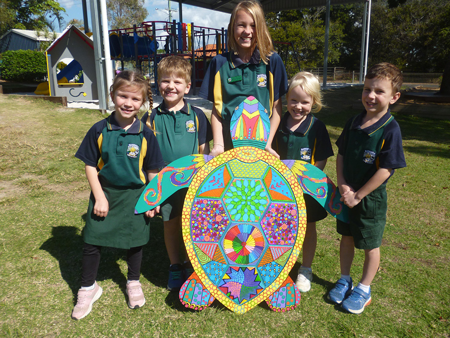 Bargara State School students are excited about the first school fete in 10 years.