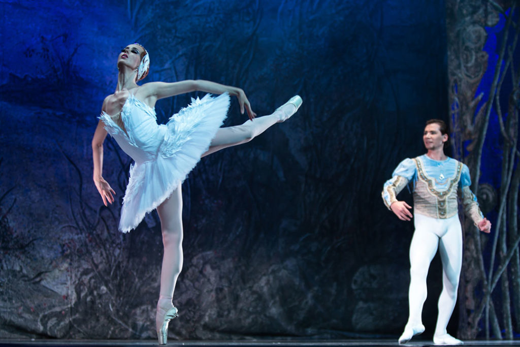 October Moncrieff highlight, Imperial Russian Ballet