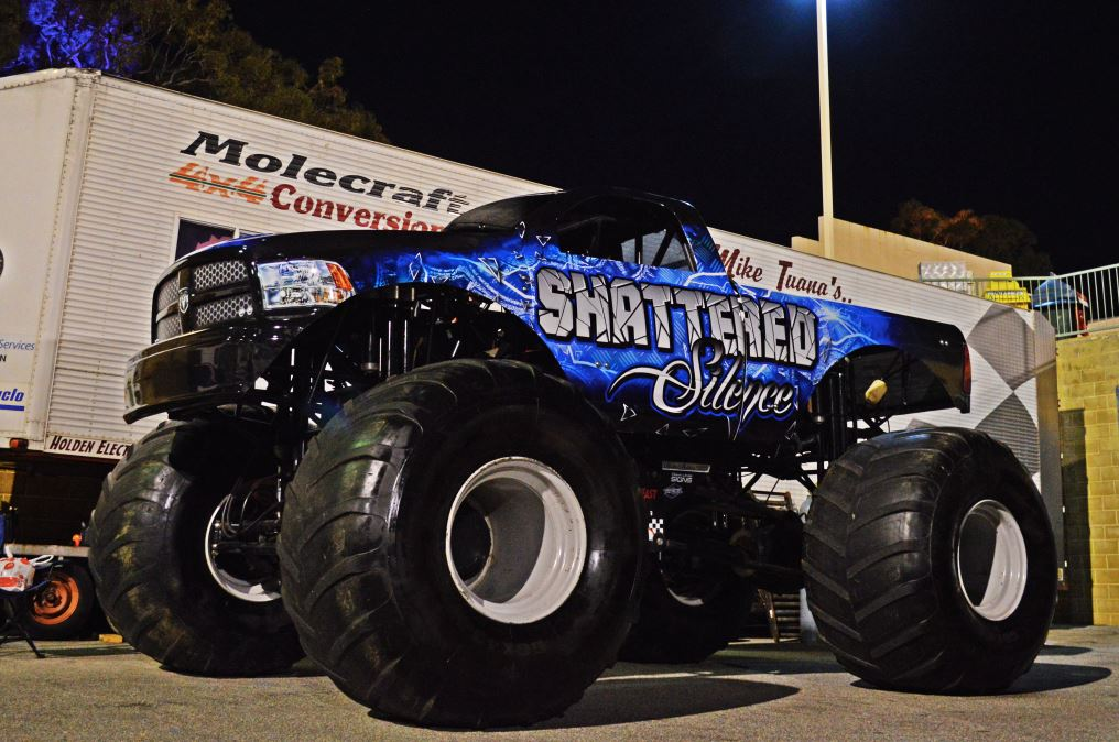 Thunda Down Under Monster Truck Bundaberg