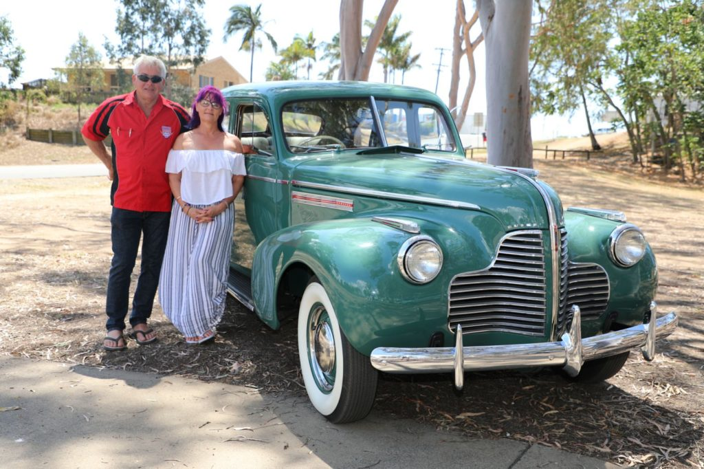 Bundaberg Early Holden Club scavenger hunt