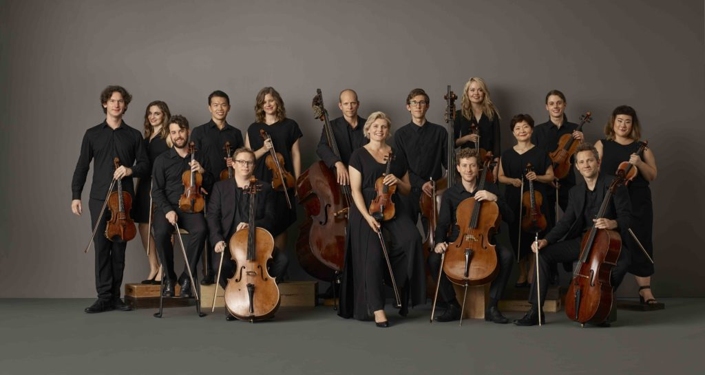 Australian Chamber Orchestra collective group shot