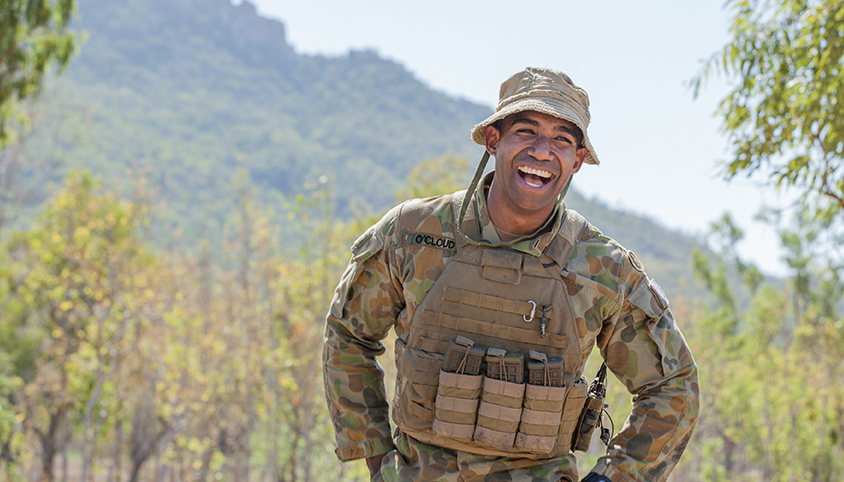 Find out more about joining the Australian Defence Force at tonight's information session at the Bundaberg Multiplex.