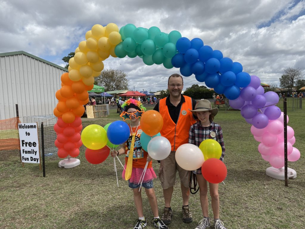 Bundaberg Baptist Church Free Family Fun Day