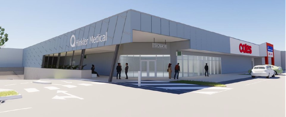 hinkler medical expansion