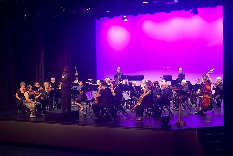 The Bundaberg Symphony Orchestra held their Tea and Symphony event at the weekend.