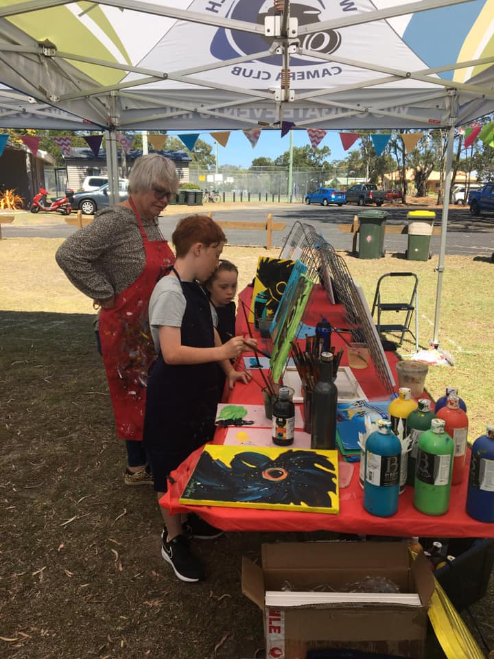 Woodgate Arts in Spring Festival