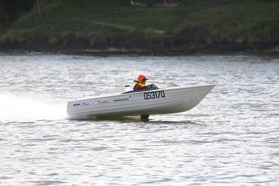 Bundaberg Powerboat Club members are excited to hit the water this weekend at the BP Airport Pro-Classic