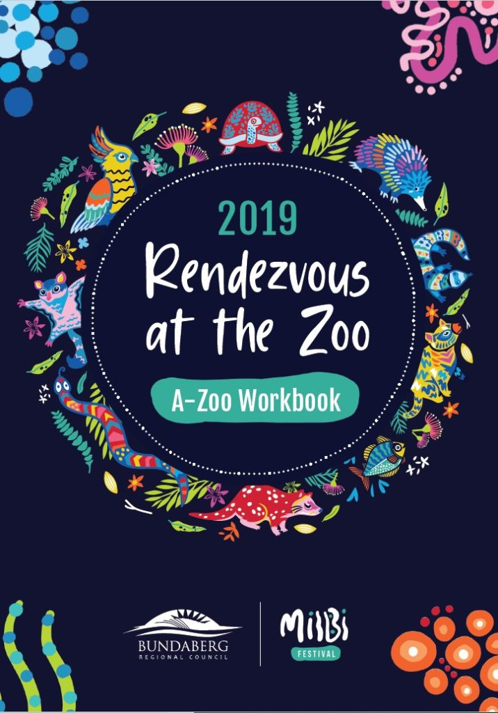 Rendezvous at the Zoo workbook