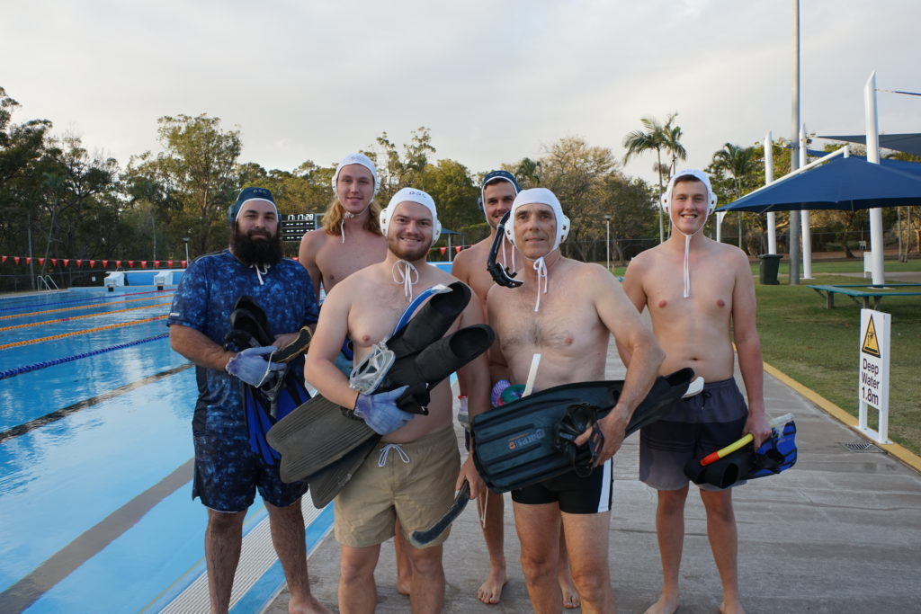 Bundaberg Underwater Hockey