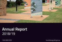 Bundaberg Regional Council annual report