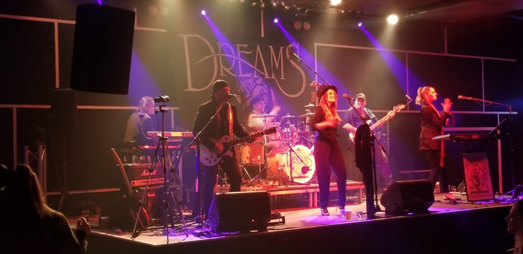 DREAMS on stage