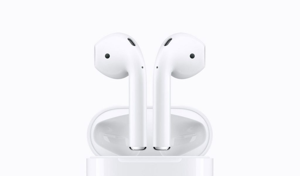 Apple Air Pods are just one of the wireless headphone options now on the market. Photo: Apple AU