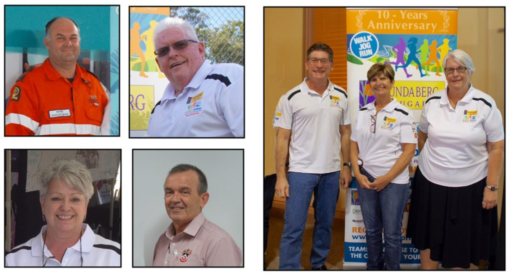 The Cane2Coral committee: Martin Cole, Bob Cremer, Michelle Stowe-Connor, Vince Habermann, Jason Pacoe, Marilyn McGregor and Judith Thompson.