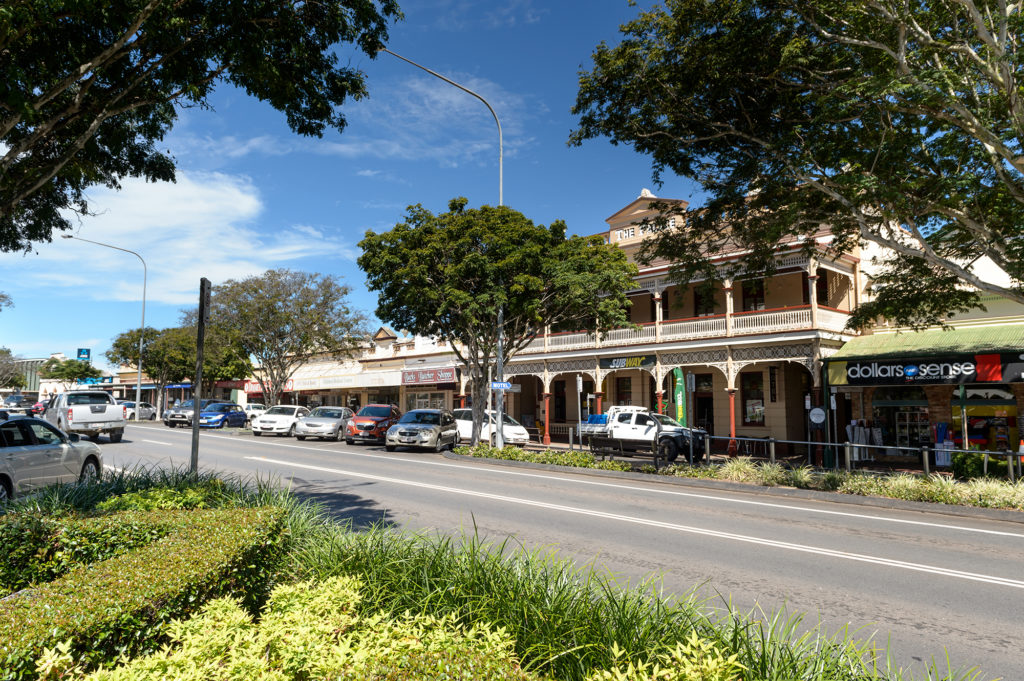 Heritage buildings in the picturesque main street of Childers are the subject of a Heritage Consultants report soon to be released for community comment.