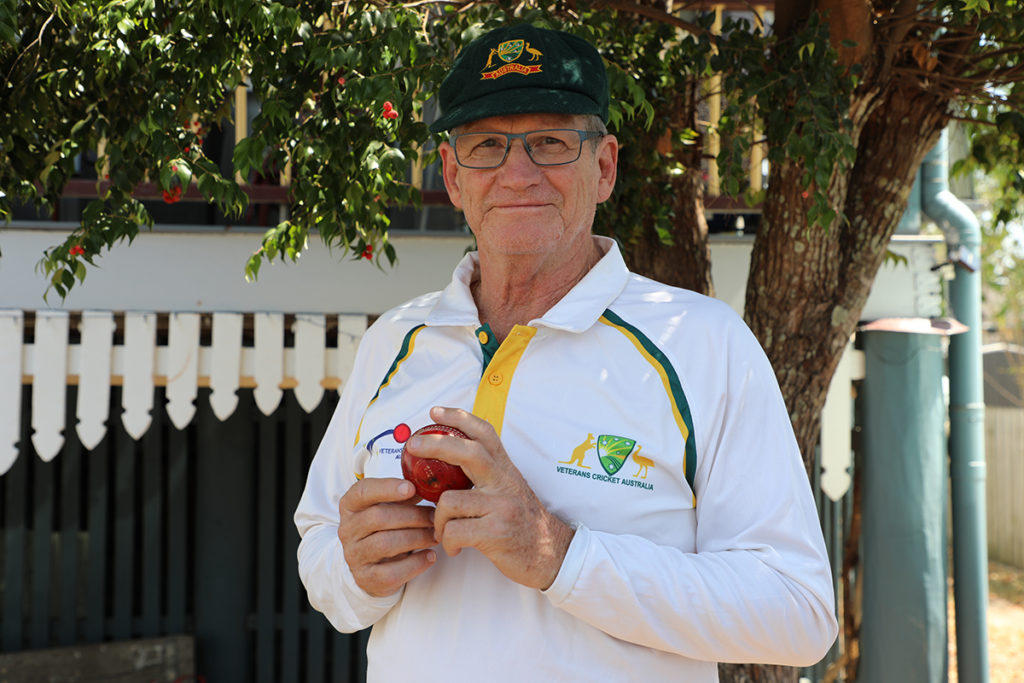 Mick Kettle: Over 60s One Day International
