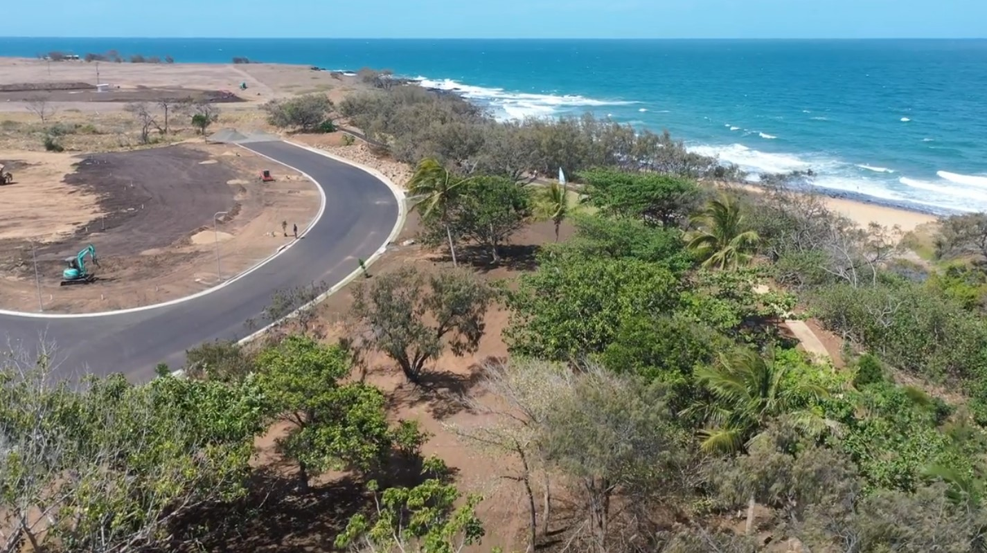 Bargara Headlands homes
