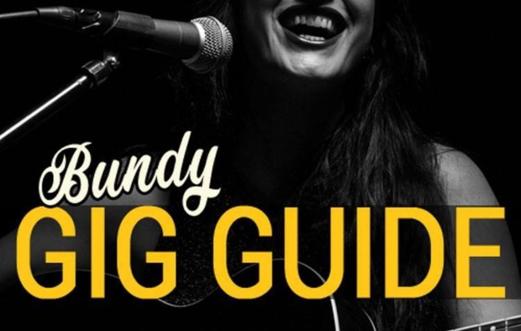 Bundy Gig Guide has had a stellar year of local music promotion.