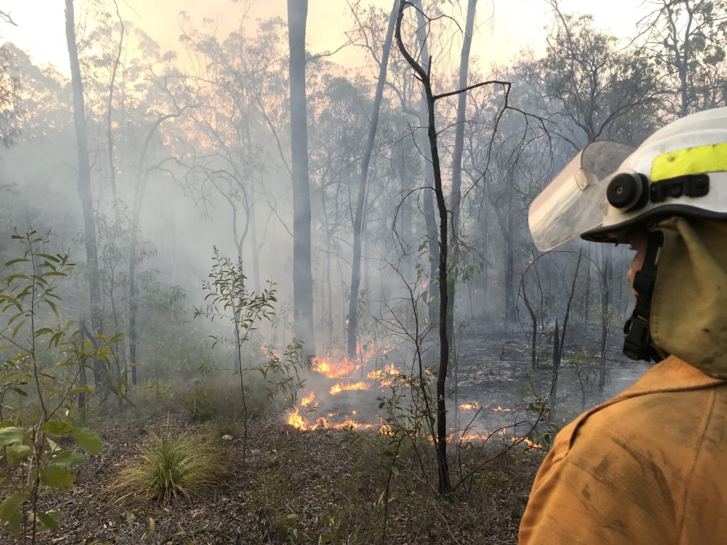 Gregory River Fire