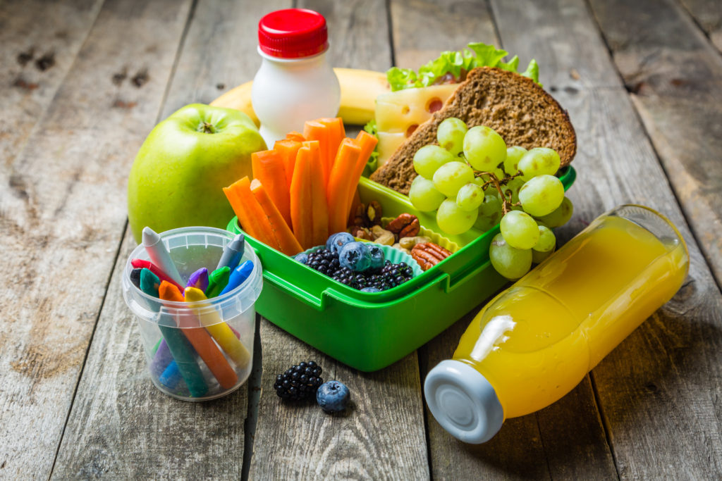 Learn quick, tasty and healthy lunchbox ideas