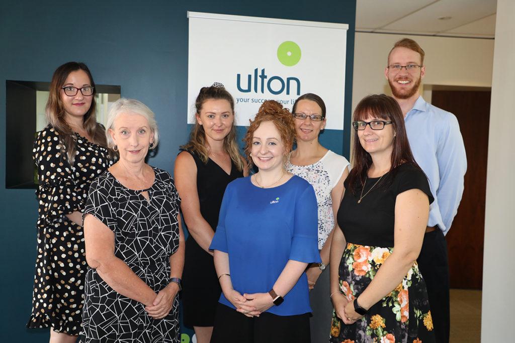 Ulton achieves success