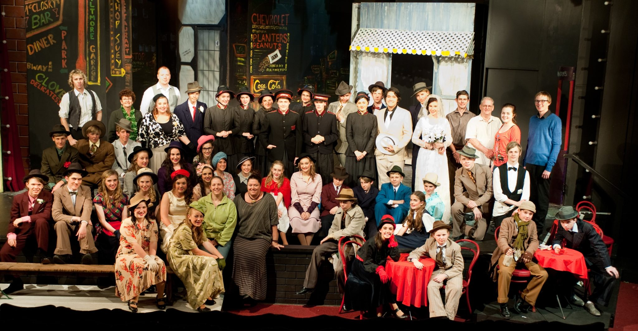 Youth Theatre's Guys n Dolls
