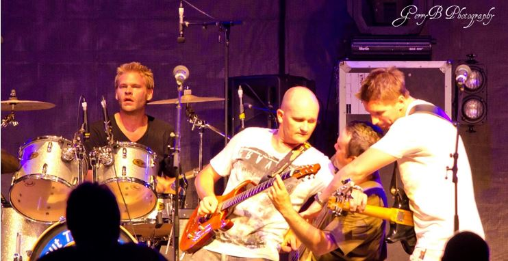 The Electric Banana will play this Friday night at The Waves for the Operation Phoenix fundraiser.