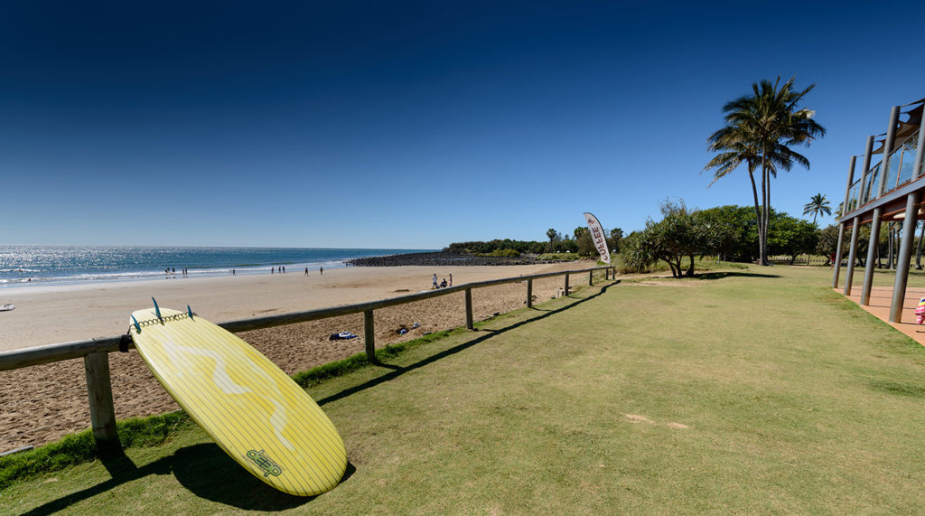 The school holidays have kicked off with warmer weather highlighted by a northerly wind.