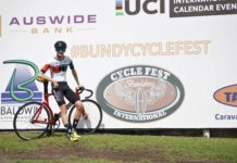 UCI Cycle Fest Brody Allison