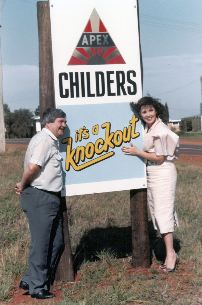Childers knockout