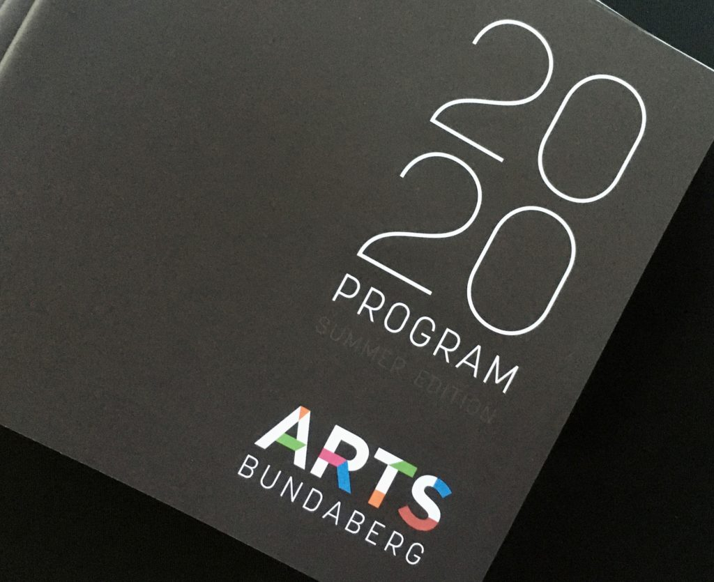 Arts Bundaberg 2020 program