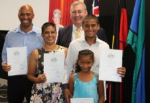 Citizenship Ceremony March 2020