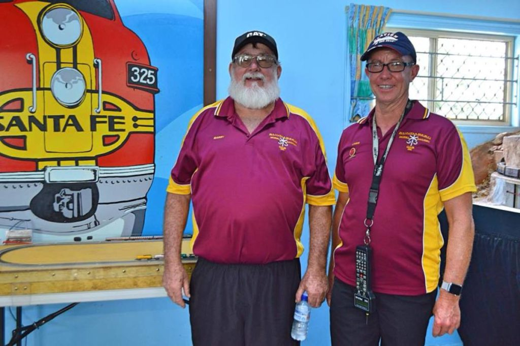 Bundaberg Model Railway Club open day