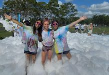 Bundaberg Colour Frenzy