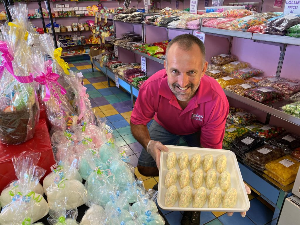 Jakes Candy local business