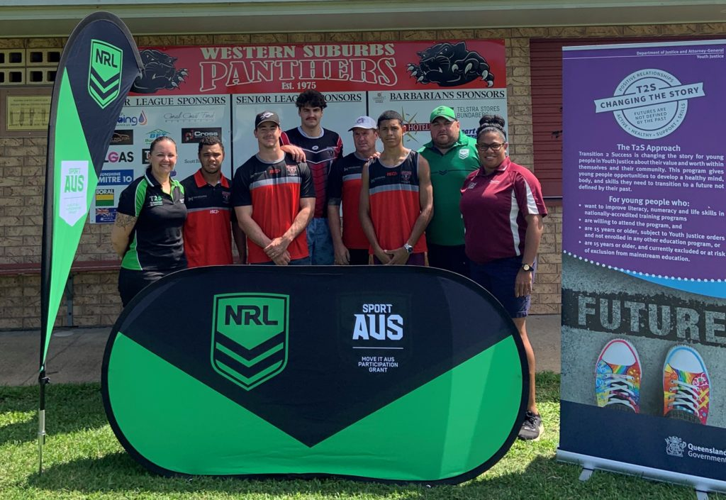 NRL 'Find Your 30' Gala Day