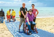 The U-Beach project aims to make Bundaberg beaches accessible for all.