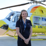 RACQ LifeFlight Rescue Stepj McKenzie