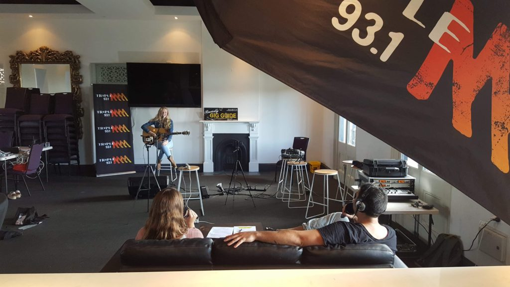Triple M Concert on the Couch