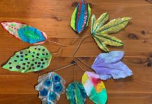 Dementia is a Person Leaf Project