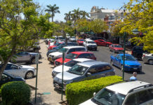 Regulated parking in the CBD