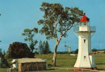 Burnett Heads Lighthouse