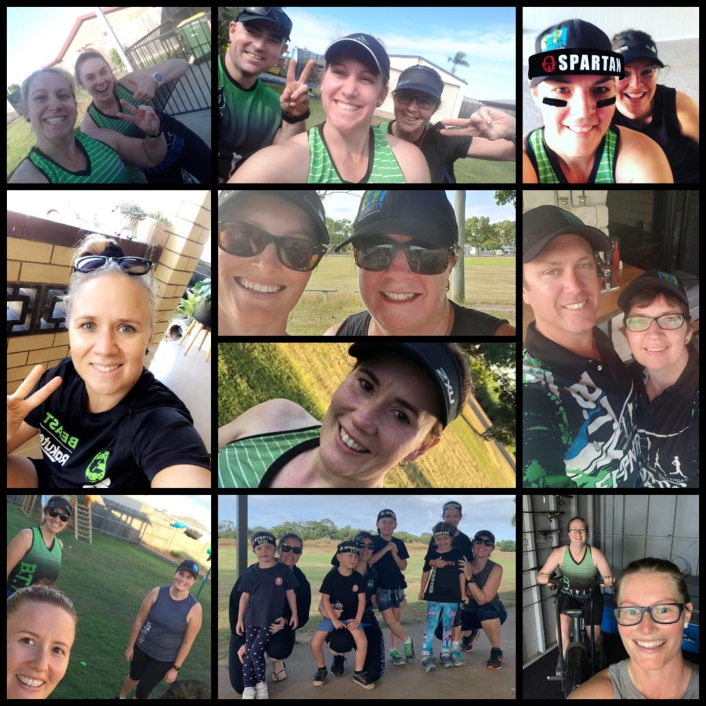B.T.Y. Fitness Spartan Challenge