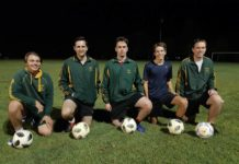 Football Bundaberg season