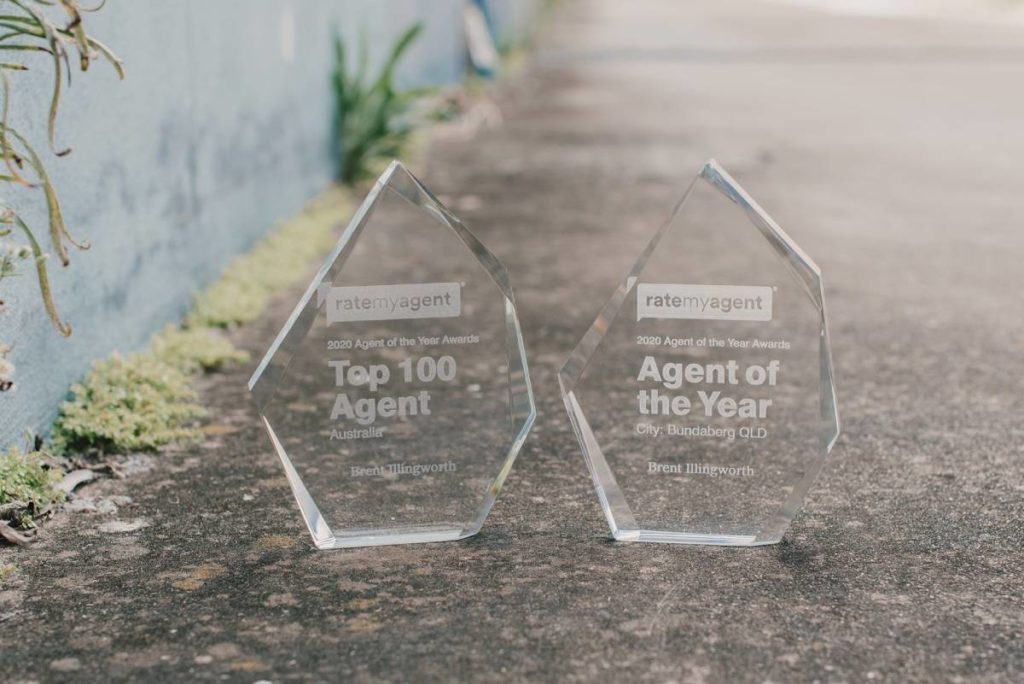 Agent of The Year Brent Illingworth